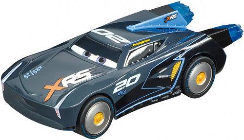 Carrera GO!!! - DisneyPixar Cars - Jackson Storm - Rocket Racer 64164