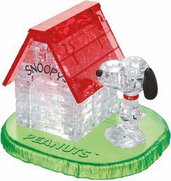 HCM Kinzel GmbH 59133 HCM Kinzel Jeruel 59133-Crystal Puzzle-Snoopy House