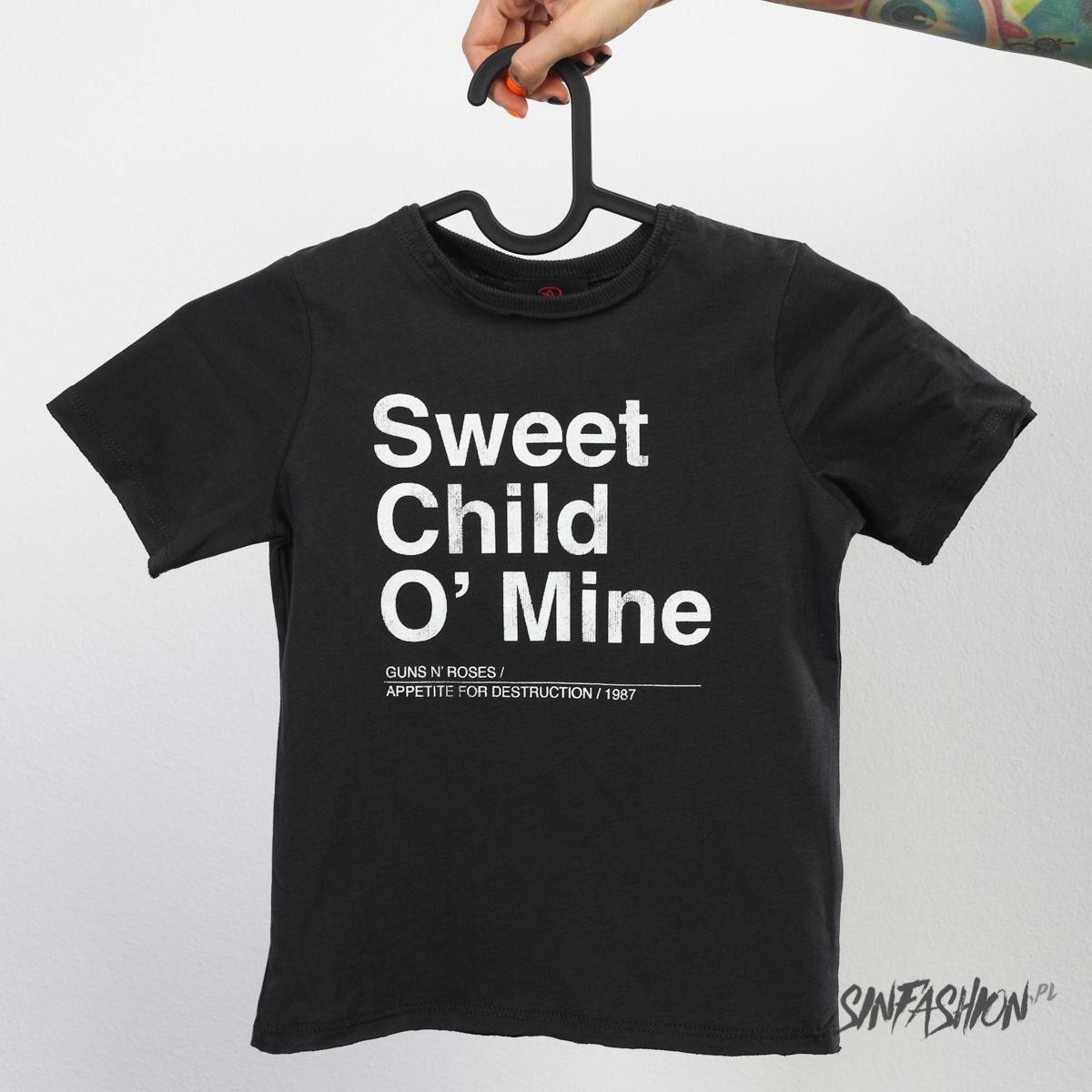Koszulka amplified kids guns n roses drum