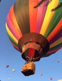 Lot balonem  Kraków