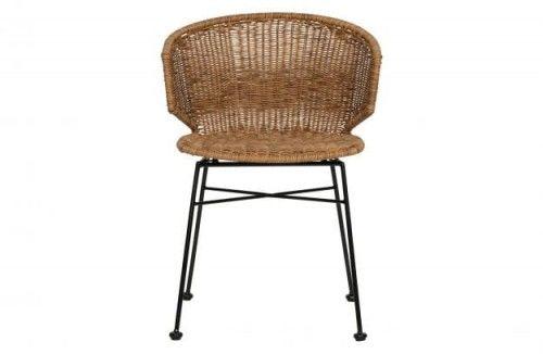 Krzesło Noor naturalny