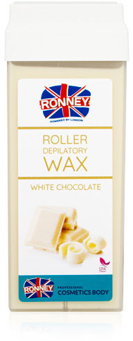 Ronney Wosk do depilacji Biała czekolada 100 ml