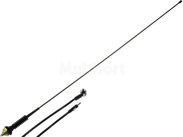 Antena prętowa 0,721m AM, FM 2,53m