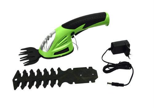 Nożyce akumulatorowe do trawy, krzewów, żywopłotów 3.6 Li-Ion 1,3Ah JOHN GARDENER
