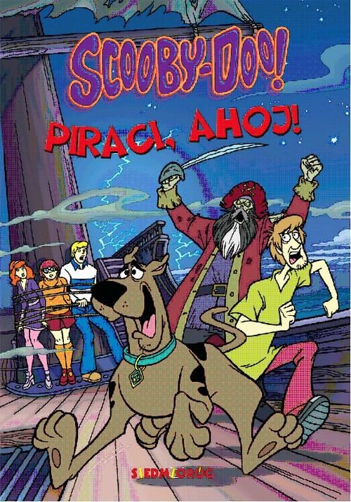 Scooby-Doo! Piraci, ahoj! - Opracowanie zbiorowe - ebook