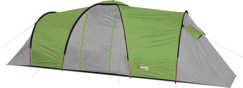 Namiot turystyczny Abarqs CLIF-6A 6-osobowy dwie sypialki