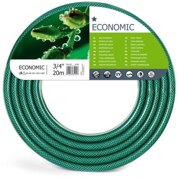 """Wąż ogrodowy Cellfast Economic 3/4"""" 20m"""
