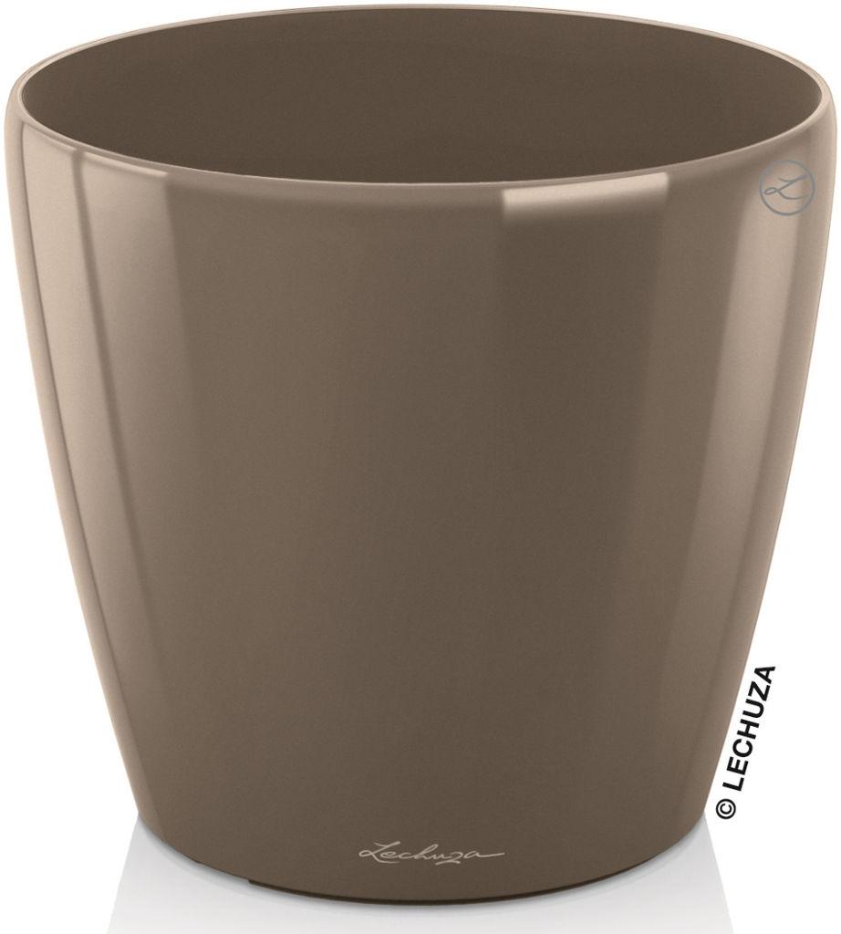 CLASSICO 70/65 taupe-szarobrązowy połysk
