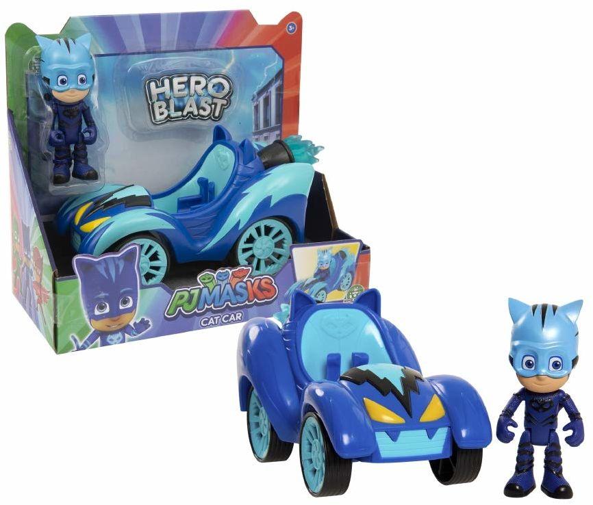 Giochi Preziosi Pj Masks samochód Hero Blast Katzeboy