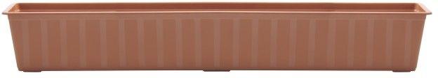 Skrzynka balkonowa Prosperplast Agro 100 cm terakota