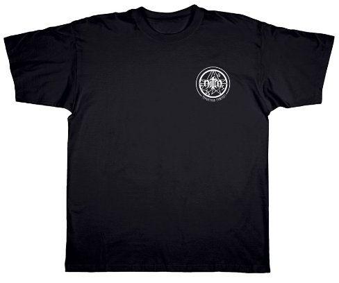 Nitro męski T-shirt BILOCQ, czarny, XL, 1121-872922_12