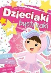 Dzieciaki bystrzaki Jednorożec - Joanna Myjak
