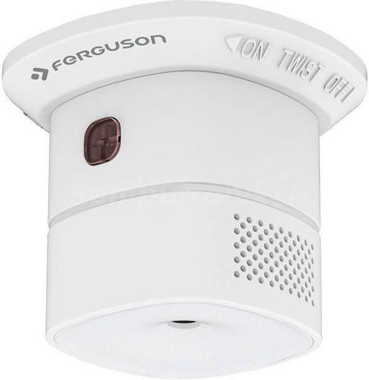 Czujnik czadu tlenku węgla CO FS2CO- Ferguson Smart Home - inteligentny dom
