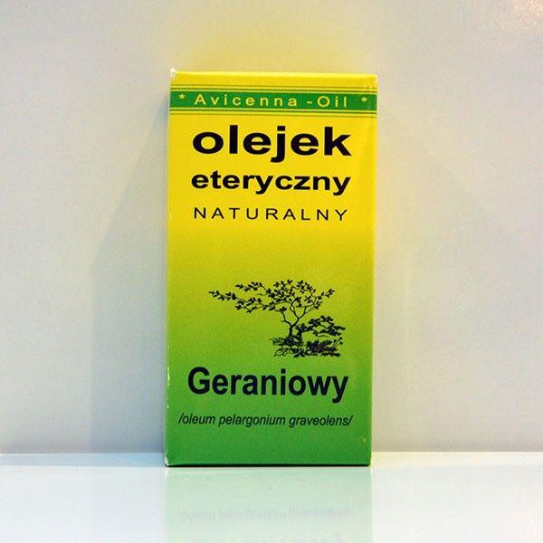Olejek eteryczny Geraniowy
