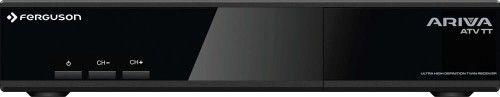 Ariva ATV TT - dekoder telewizji satelitarnej z podwójnym tunerem TWIN TUNER