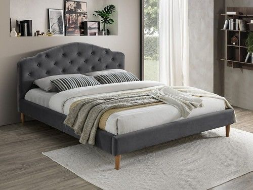 Łóżko Chloe Velvet