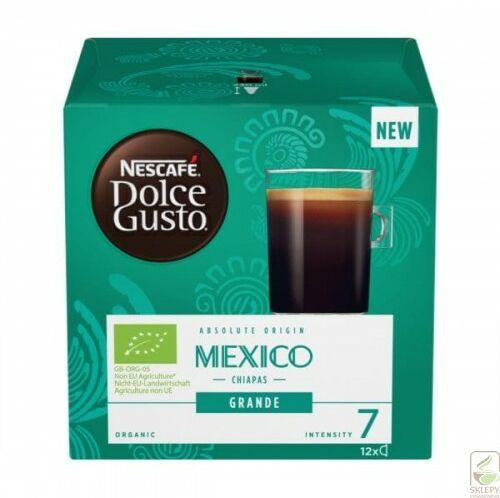 NESCAFE DOLCE GUSTO Grande Mexico 12 kapułek BIO