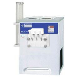 Maszyna do lodów włoskich 2 smaki + mieszane 13,5 kg/h kondensator powietrzny 2400W 400v 500x550x(H)720mm