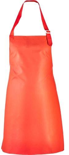 Fartuch wodoodporny pomarańczowy