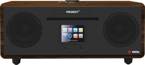 REGENT i500s - multiodtwarzacz audio z subwooferem, SPOTIFY, Wi-Fi, CD, BT
