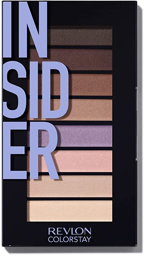 Revlon Colorstay Looks Book paleta cieni do powiek nr 940 Insider