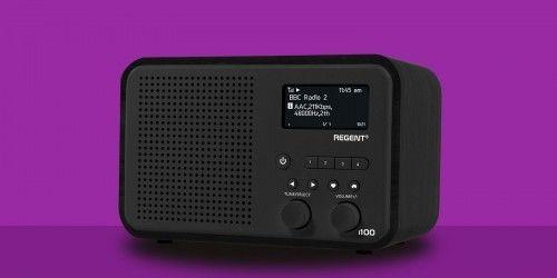 Radio REGENT i100 FM, DAB+, BT, Wi-Fi internet