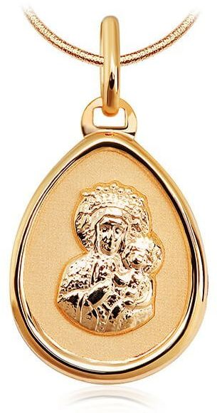 Złoty medalik