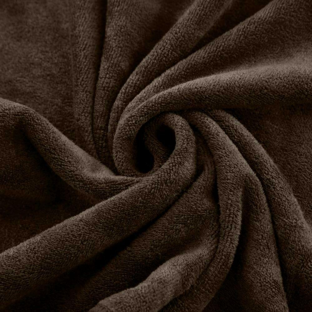 Ręcznik Szybkoschnący Amy 50x90 10 brązowy 380 g/m2 Eurofirany