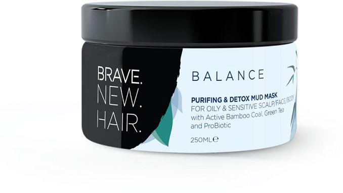 Brave.New.Hair. Balance Maska