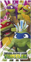 Kids Licensing  tn16014  ręcznik plażowy  żółw Ninja