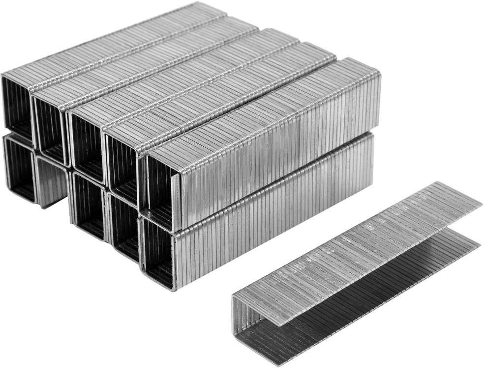 Zszywki 12x10.6 mm, 1000 szt Yato YT-7025 - ZYSKAJ RABAT 30 ZŁ