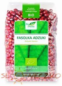 Fasolka adzuki BIO 400 g Bio Planet