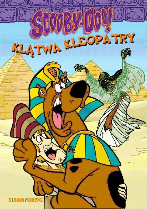 Scooby-Doo! Klątwa Kleopatry - Opracowanie zbiorowe - ebook