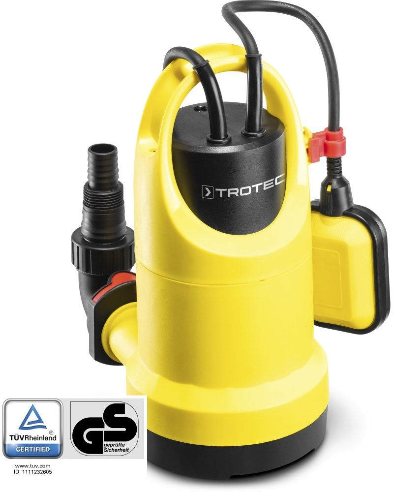 Pompa zanurzeniowa do wody czystej TWP 7506 E
