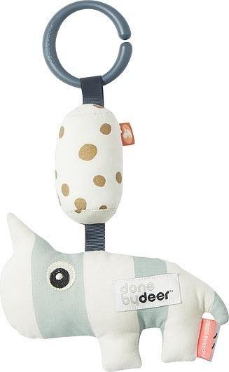 Zawieszka z dzwoneczkiem done by deer nozzo niebieska