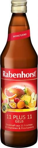 Sok wieloowocowy multiwitamina 750 ml Rabenhorst