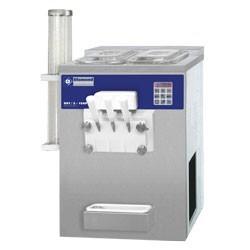 Maszyna do lodów włoskich 2 smaki + mieszane 13,5 kg/h kondensator powietrzny 2900W 400/3N 50Hz 500x600x(H)820mm