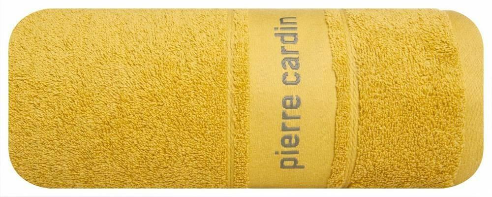 Ręcznik Nel 70x140 musztardowy 480g/m2 Pierre Cardin