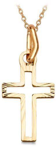 Złoty krzyżyk WZX5271