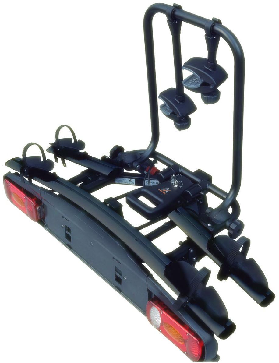 Platforma na hak Aguri Active Bike bagażnik na 2 rowery - Black