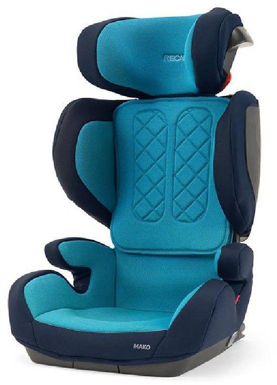 RECARO Mako Core Fotelik samochodowy i-size 15-36 kg Xenon Blue