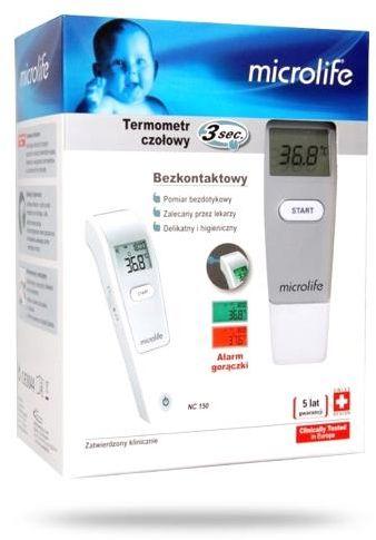 Microlife NC 150 termometr elektroniczny bezdotykowy
