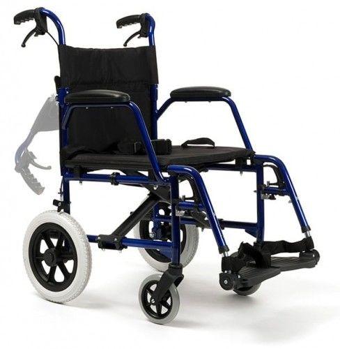 Wózek inwalidzki podróżny Bobby