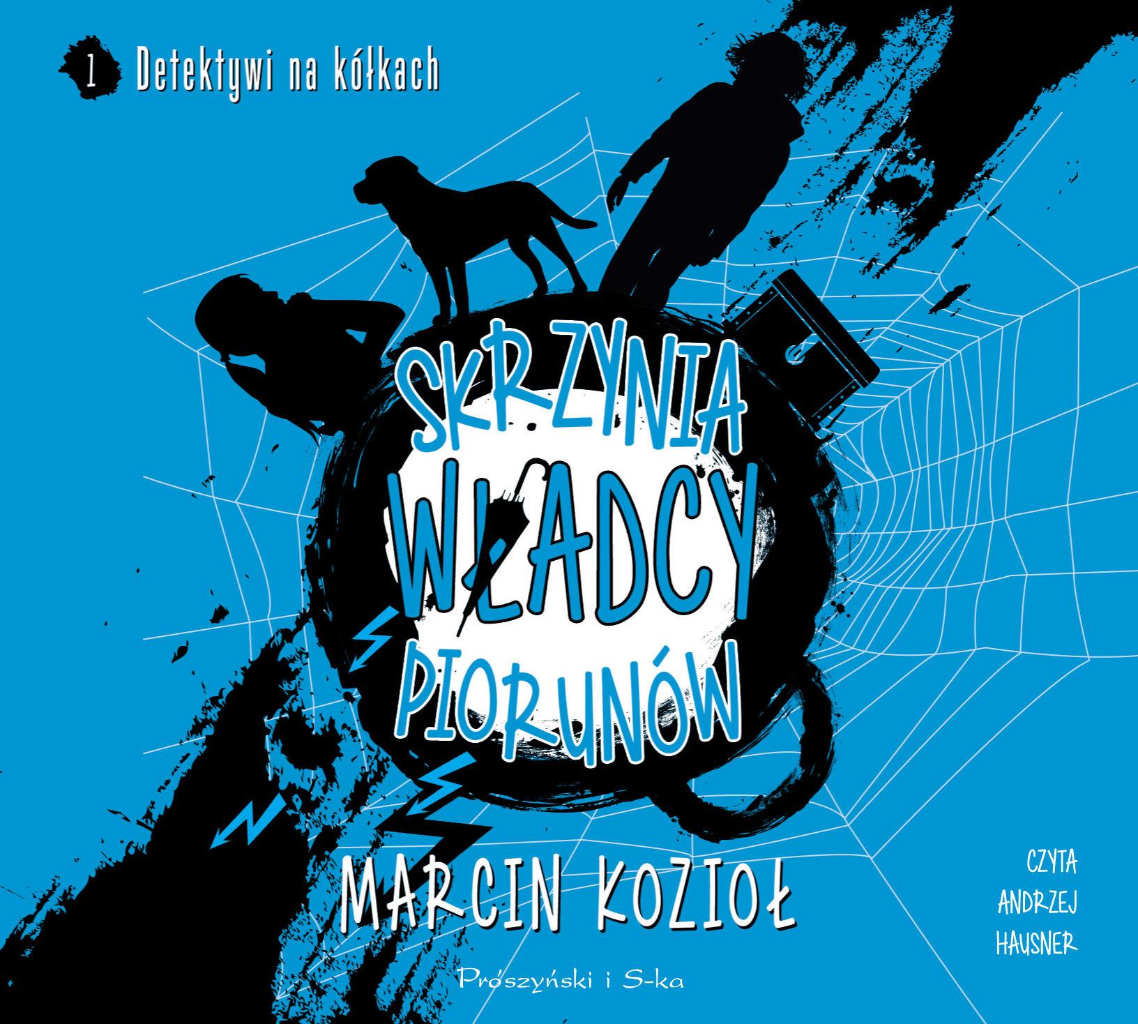 Detektywi na kółkach - Marcin Kozioł - audiobook
