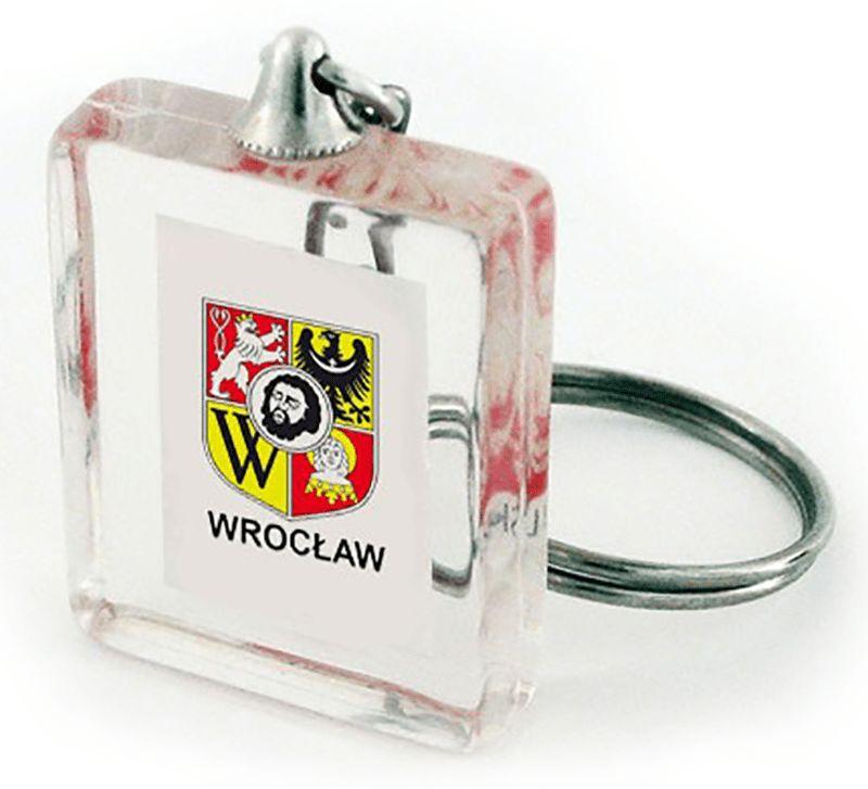 Brelok kostka Wrocław