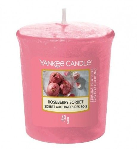 Yankee Candle Roseberry Sorbet sampler 49 g