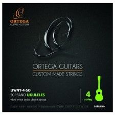 Ortega UWNY-4-SO - struny do ukulele