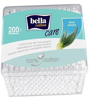 Bella Patyczki higieniczne z ekstraktem z aloesu 200szt