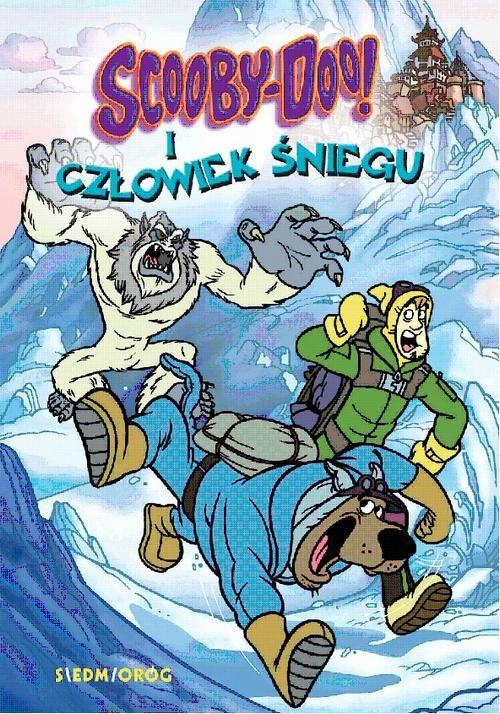 Scooby-Doo! I Człowiek Śniegu - Opracowanie zbiorowe - ebook