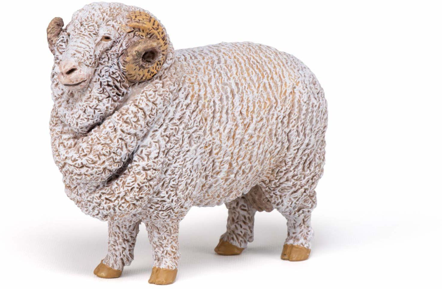 Papo 51174 Merino owca FARMYARD FRIENDS figurka wielokolorowa